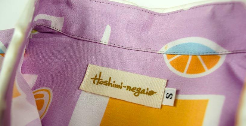 Tシャツにオリジナルネーム!タグのプリントから付け替えまでお任せ