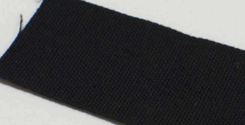 Tシャツネーム綿(黒)